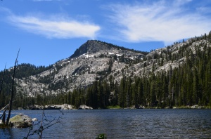 Crag Lake & Crag Peak