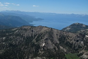 Top of Mt. Rose