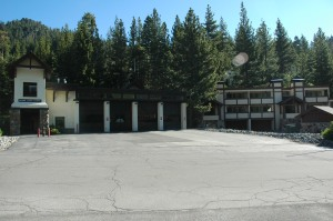 Squaw Valley/Granite chief trailhead